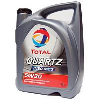 Масло TOTAL Quartz Ineo MC3 5W30 5л синтетическое 157103