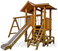 Детский игровой комплекс. ДП-001-1