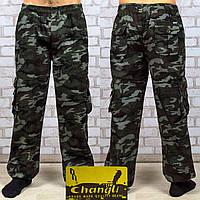 Мужские камуфляжные штаны на флисе Andrey K1 XL f2d90496fdbcc