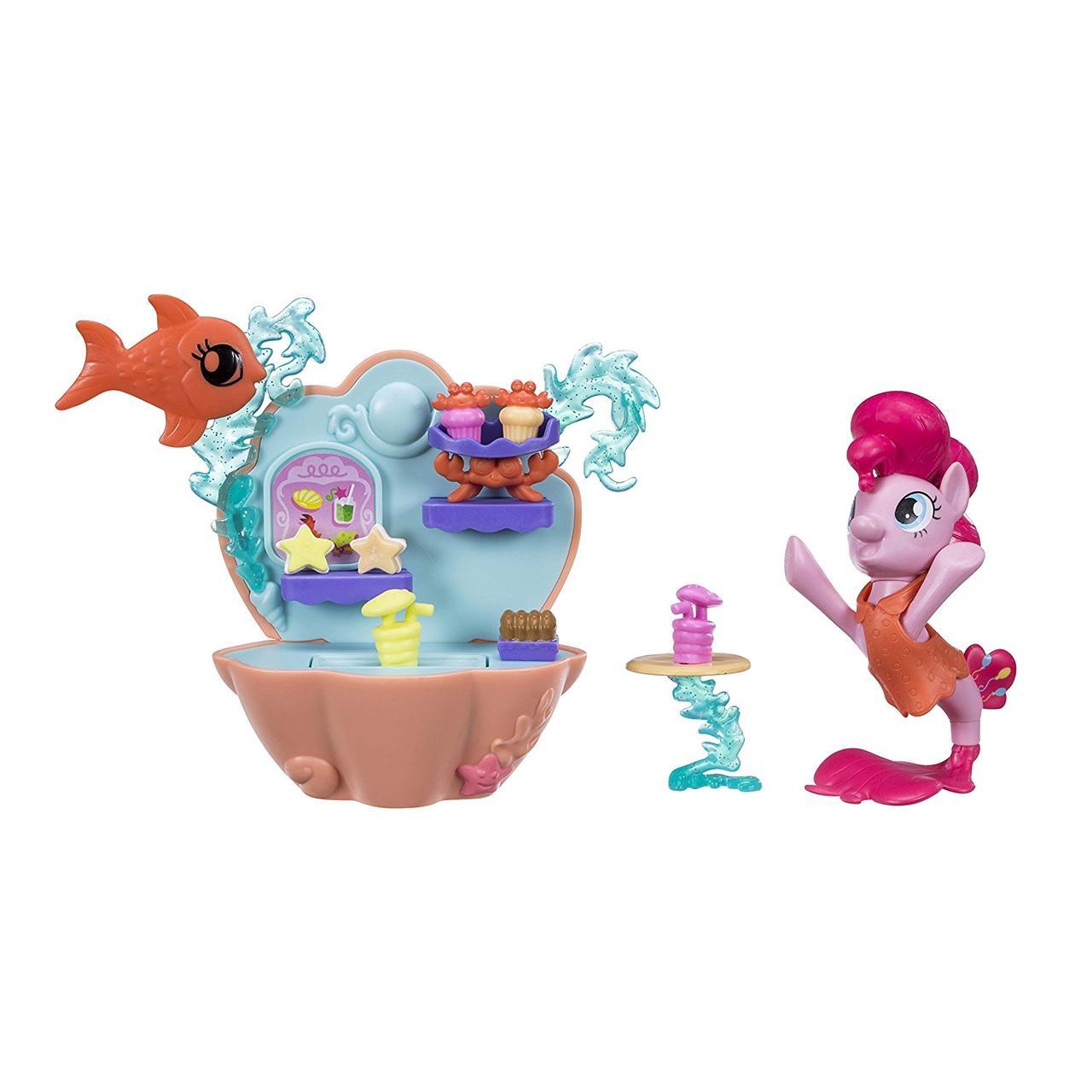 Подводное кафе Пинки Пай