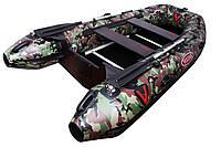 Фирменная камуфлированная лодка Vulkan TMK340U