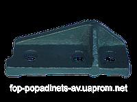 Кронштейн ПЛН 01.313 нижний литой (углосним)