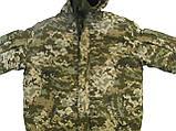 """Куртка утепленная """"Горка-Барс"""" цвет пиксель, фото 2"""