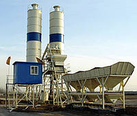 Стаціонарний бетонний завод HZS 35