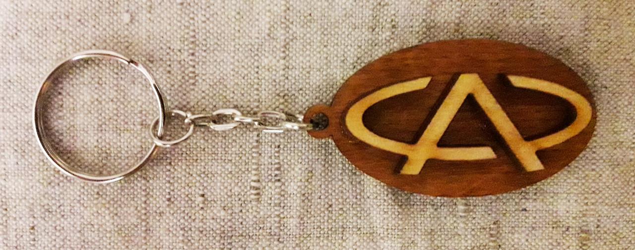 Брелок автомобильный Chery (Чери), брелки для автомобильных ключей, брелоки, авто брелок