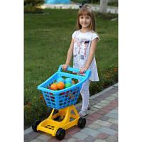 Тележка для супермаркета детская Технок