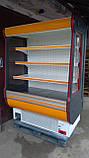 Регал холодильный COLD б/у, холодильная горка бу , регал б.у, фото 5