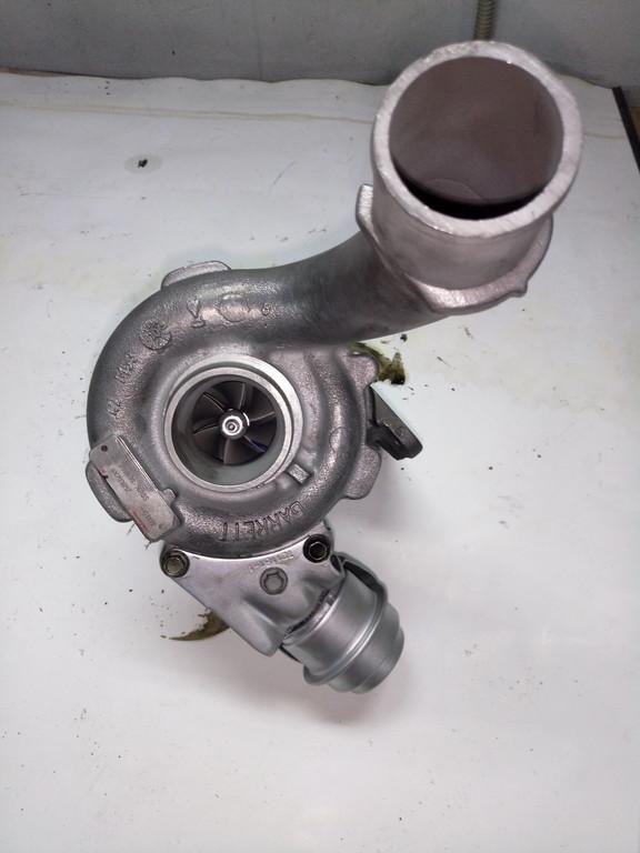 Замена картриджа Renault Laguna II 1.9 dCi, 708639-59011S