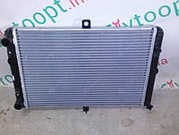 Радиатор цельно-паяный ВАЗ 2170-72 Приора и 2110-2112, Лузар