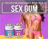 Sex Gum (Секс Гум) - возбуждающая жвачка, фото 1