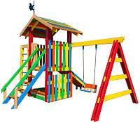 Детский игровой комплекс. ДП-002-1, фото 1