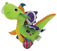 Развивающая игрушка для малышей Дракоша Lamaze (LC27565)