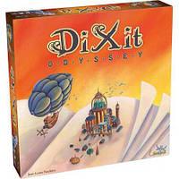 """Настольная игра """"Диксит Одиссея"""" (Dixit: Odyssey)"""
