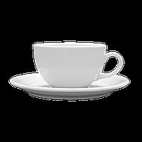 Чашка  с блюдцем 35 AMERYKA