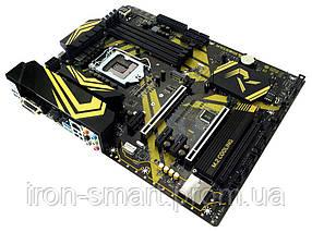 Мат.плата 1151 (Z370) Biostar Z370GT6, Z370, 4xDDR4, CrossFire, Int.Video(CPU), 6xSATA3, 2xM.2, 3xPCI-E 16x 3.0, 3xPCI-E 1x 3.0, ALC1220, I219-V,