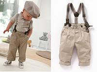 Летний костюм для мальчика  брюки с футболкой