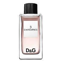 D&G 3 L`Imperatrice