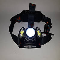 Налобный фонарь  T6 cob