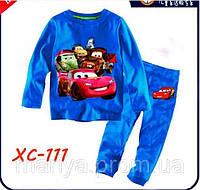 """Пижама для мальчика """"Тачка синяя"""""""