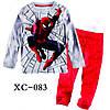 """Пижама для мальчика """"Человек паук"""" (90-95см.)"""