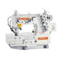 Siruba F007KD-W122-356/FHA/UTJ Плоскошовная швейная машина (распошивалка) со встроенным сервомотором
