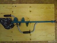 Ледобур двуручный ЛР-150Д