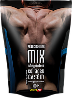 PowerPro ProteinMix (корица шоколад) 1 кг
