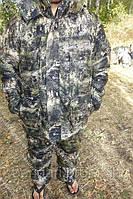 Зимний костюм для рыбалки и охоты камуфляж  лес , алова