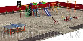 Детская спортивно-игровая площадка. ДС-001-1
