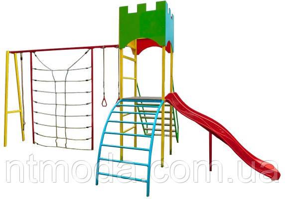 Детский игровой комплекс. МП-001-1