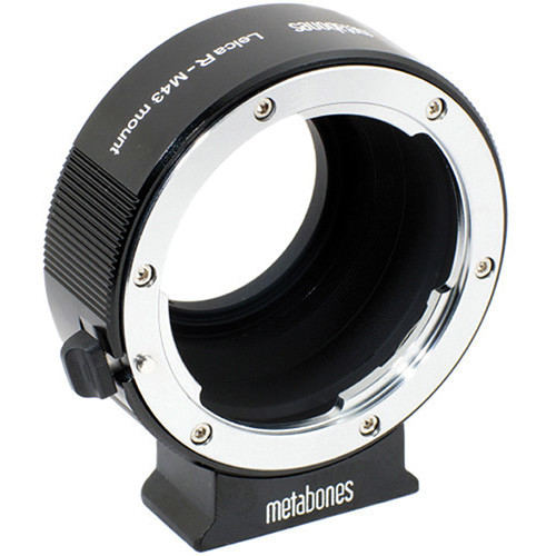 Metabones Leica R Lens to Micro Four Thirds Lens Mount Adapter II (Black) (MB_LR-M43-BM2)