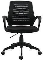 Кресло офисное для руководителя BRESCIA  black