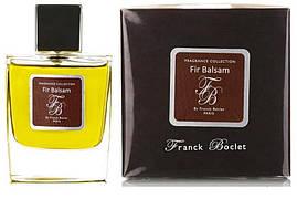 Franck Boclet Fir Balsam 100ml оригінальна парфумерія