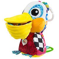 Развивающая игрушка для малышей Пеликан Фелип Lamaze (LC27518)