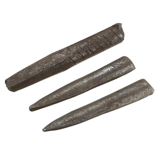 Класс 25 вилки клинья и перо прокладки бетонная порода камня разветвитель ручной инструмент - ➊TopShop ➠ Товары из Китая с бесплатной доставкой в Украину! в Днепре