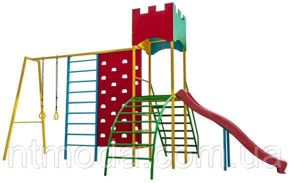 Детский игровой комплекс. МП-002-1