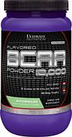 BCAA (Разветвленные Цепи Аминокислот) 12000, Вкус Арбуза, Ultimate Nutrition, 1 фунт (454 гр)