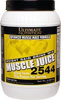 Коктейль для Роста Мышц, Вкус Банана, Muscle Juice, Ultimate Nutrition, 4.96 фунта (2,250 кг)