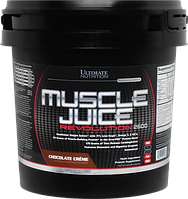Коктейль для Роста Мышц, Шоколад, Muscle Juice Revolution, Ultimate Nutrition, (11.1 фунт (5 кг)