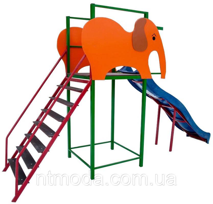 Детский игровой комплекс. МП-003-1