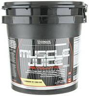 Коктейль для Роста Мышц, Печенье-Крем, Muscle Juice Revolution, Ultimate Nutrition, 11.1 фунт (5 кг)