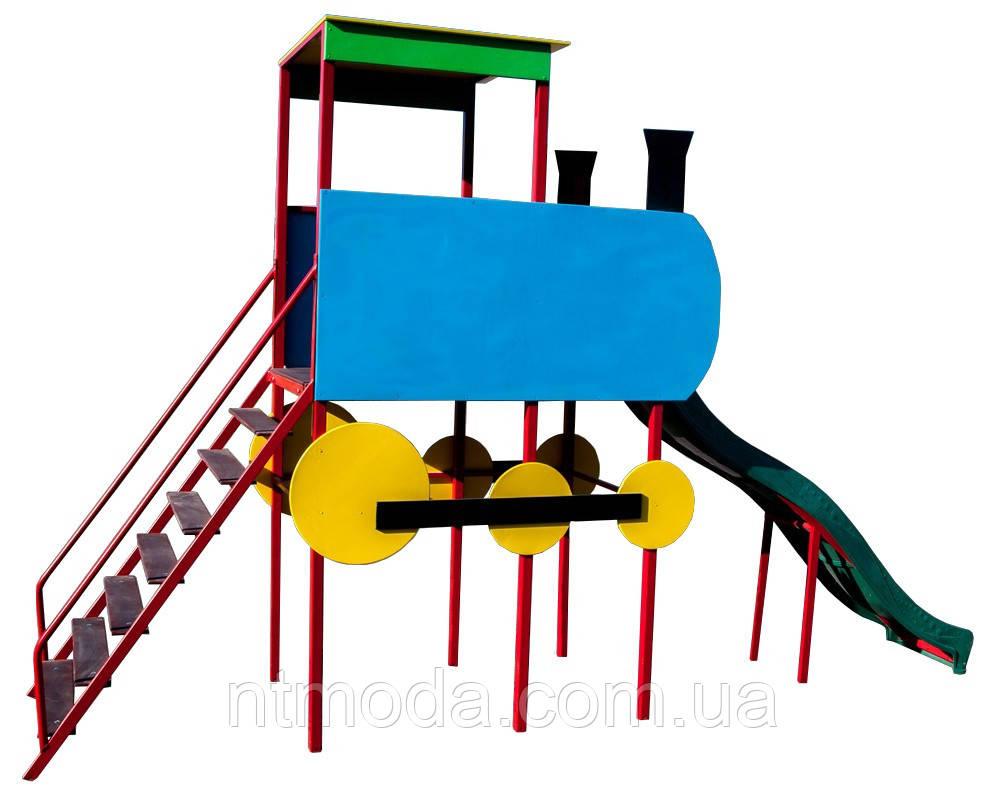 Детский игровой комплекс. МП-004-1