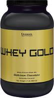 Ultimate Nutrition, Золотая Молочная Сыворотка, Вкус Шоколада, 2 фунта (907 гр)