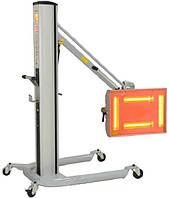 Инфракрасная коротковолновая сушка (4x1000 W, 40°C-100°C, 0-99 мин, цифровой дисплей, датчик расстояния и t)
