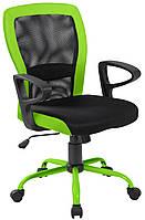 Кресло офисное LENO  Grey-Green