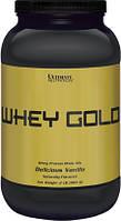 Ultimate Nutrition, Золотая Молочная Сыворотка, Вкус Ванили, 2 фунта (907 гр)
