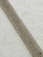 047865 Бусины Раухтопаз 40 см. 2,5 мм.  фурнитура для рукоделия из натуральных камней