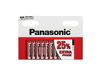 Батарейки Red Zinc АА R6 1.5V 10шт.блістер ТМPANASONIC