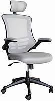 Кресло офисное для руководителя RAGUSA  Grey