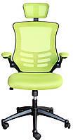 Кресло компьютерное зеленое RAGUSA  light green